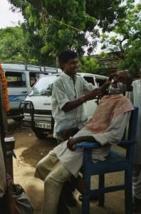 Barbier, Inde