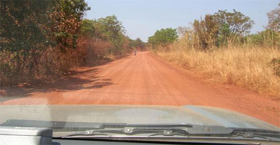 La piste en 4x4 Guinée