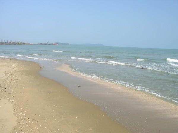 La mer à Conakry, Guinée