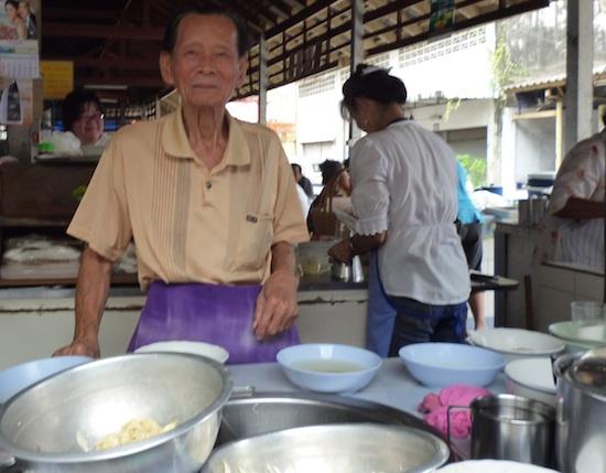Cuisinier thaïlandais, Chanthaburi