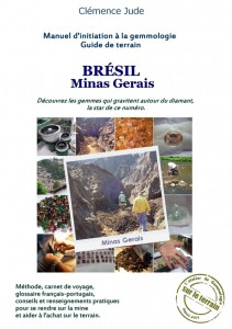 Livre gemmologie Brésil Minas Gerais