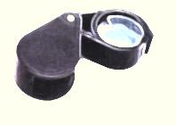Loupe instrument de gemmologie
