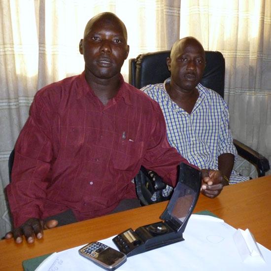Négociants en or et diamants Guinée