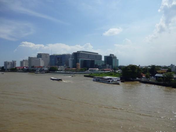 Riviere Mae Nam Chao, Bangkok